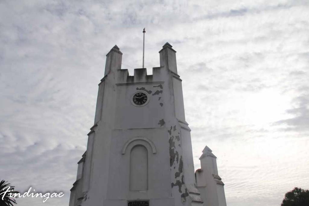 garisson church