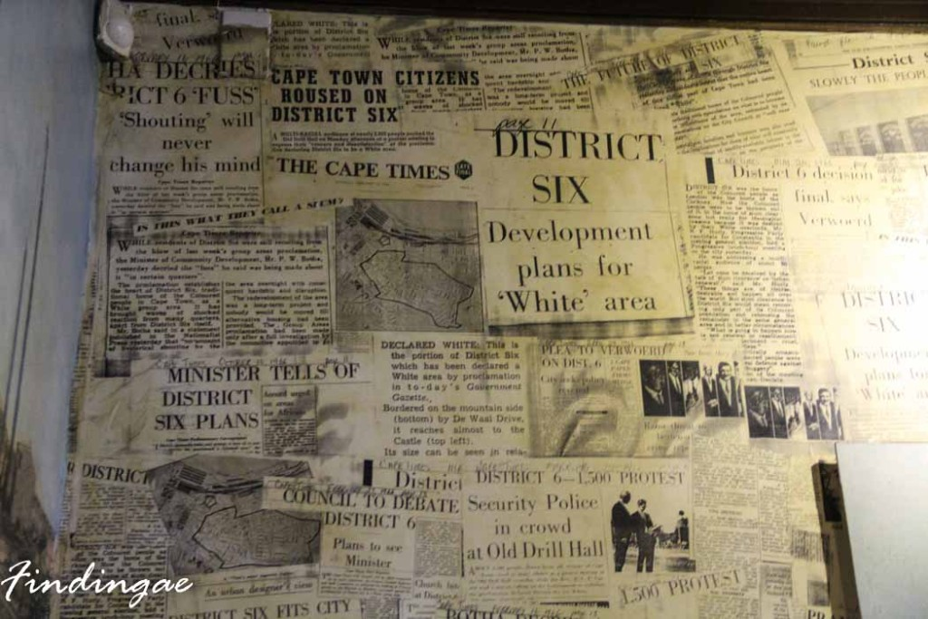 District six demolition plan