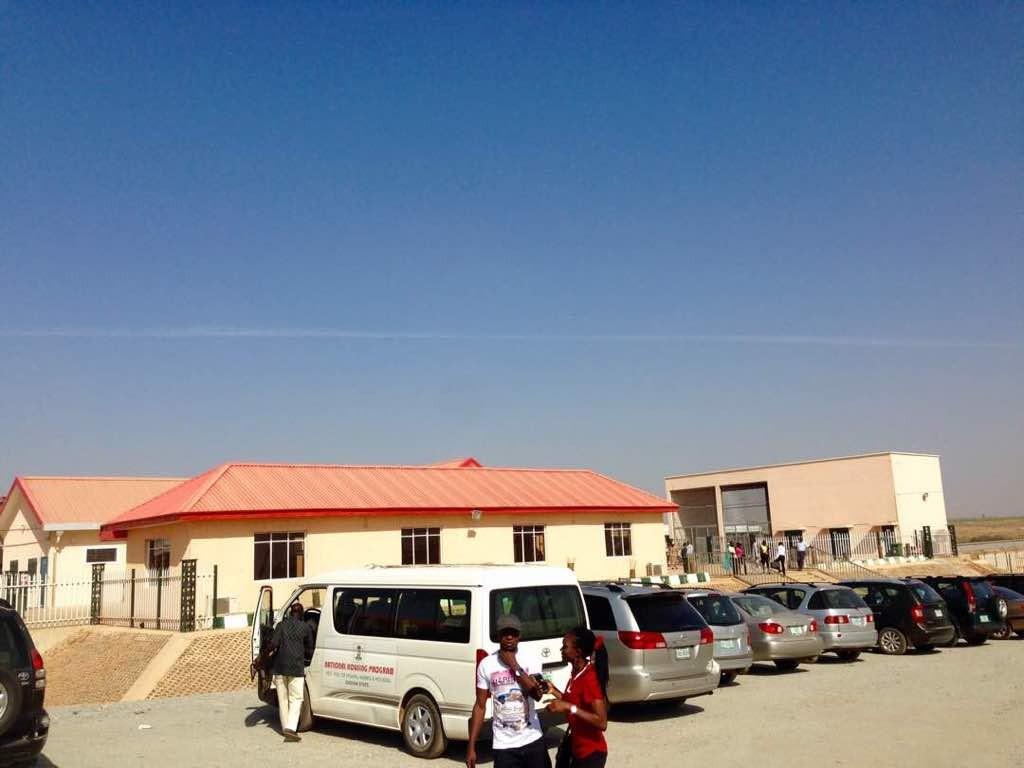 Abuja Kaduna Train Station